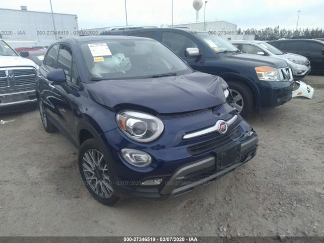 2016 FIAT 500X - Small image. Stock# 27346519