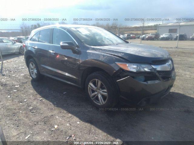 2014 Acura Rdx 3.5. Lot 111027369204 Vin 5J8TB4H3XEL000060