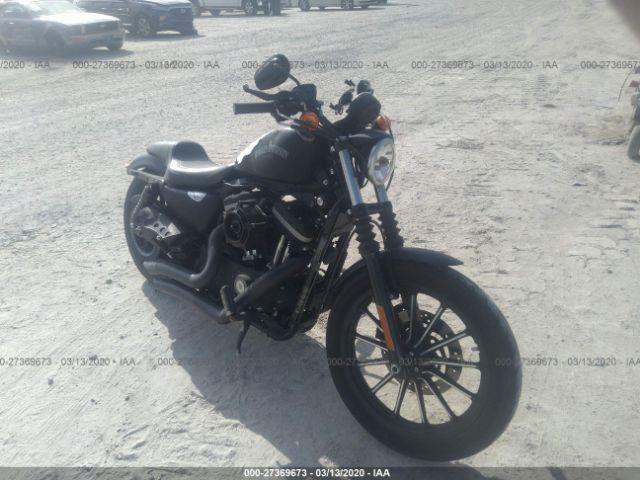 2013 Harley-davidson Xl883 . Lot 111027369673 Vin 1HD4LE23XDC448617