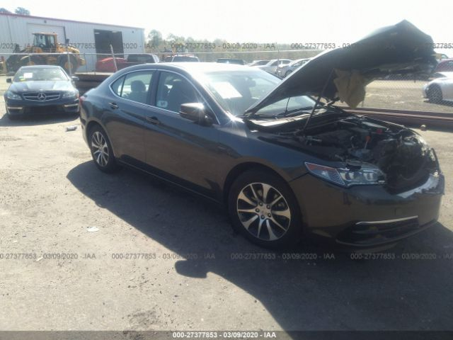 2016 ACURA TLX - Small image. Stock# 27377853