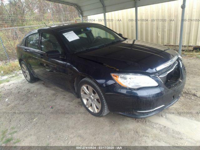 2012 Chrysler 200 2.4. Lot 111027410534 Vin 1C3CCBBB2CN301265