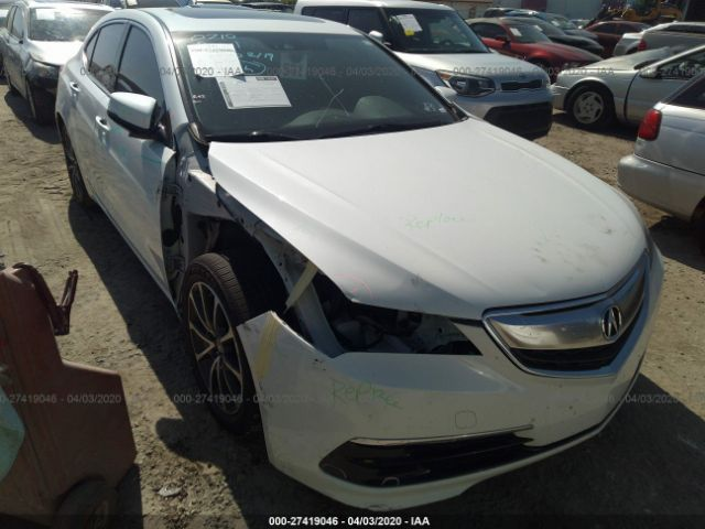 2016 ACURA TLX - Small image. Stock# 27419046