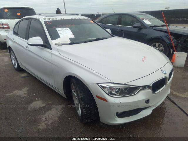2014 BMW 3 series 2.0. Lot 111027420938 Vin WBA3D3C56EK157020