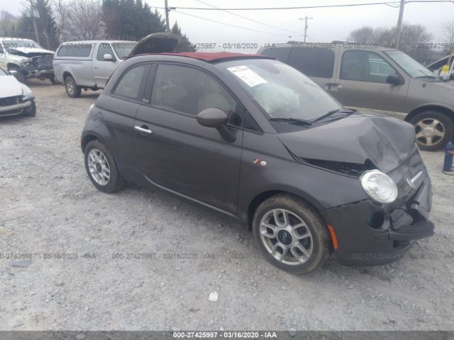 2014 FIAT 500C - Small image. Stock# 27425987