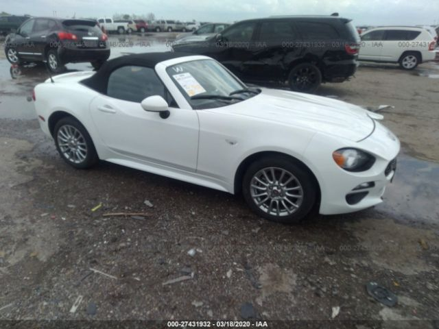 2017 FIAT 124 SPIDER - Small image. Stock# 27431932