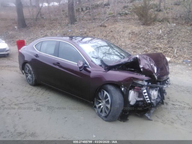 2016 ACURA TLX - Small image. Stock# 27455799