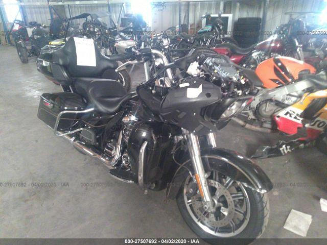 2017 Harley-davidson Fltru . Lot 111027507692 Vin 1HD1KGD16HB600630