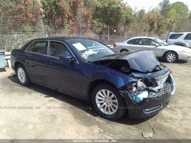 2014 Chrysler 300 3.6. Lot 111027510910 Vin 2C3CCAAG5EH380644