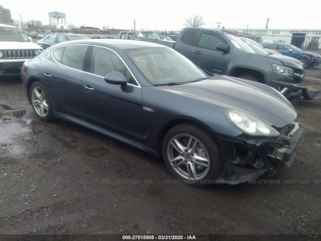 Salvage Repairable And Clean Title Porsche Panamera Vehicles For Sale Sca