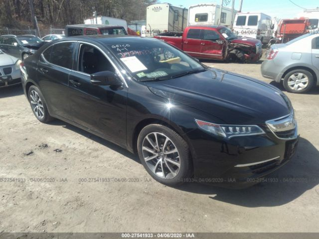 2016 ACURA TLX - Small image. Stock# 27541933