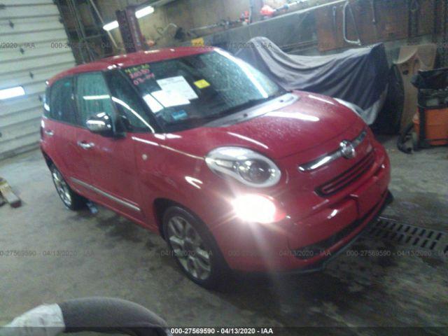 2014 FIAT 500L - Small image. Stock# 27569590