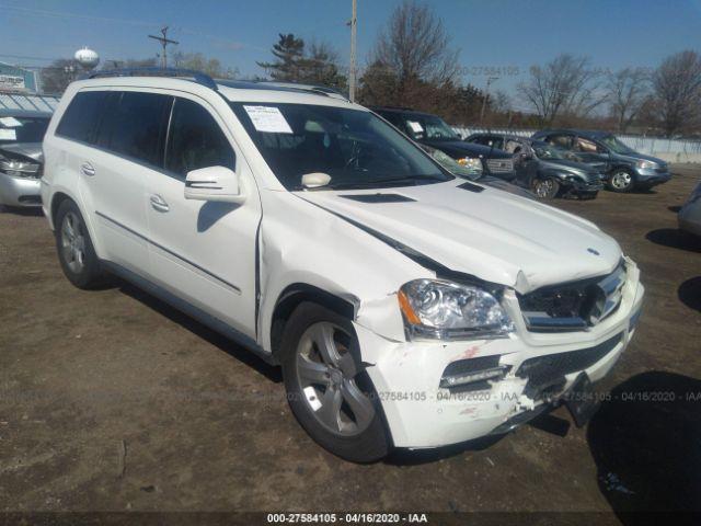 2012 Mercedes-benz GL 4.6. Lot 111027584105 Vin 4JGBF7BE5CA799020