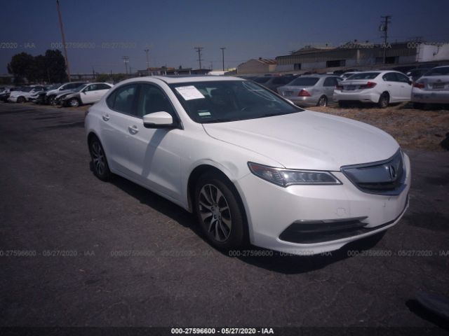 2016 ACURA TLX - Small image. Stock# 27596600