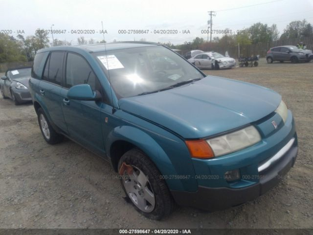 2005 SATURN VUE - Small image. Stock# 27598647