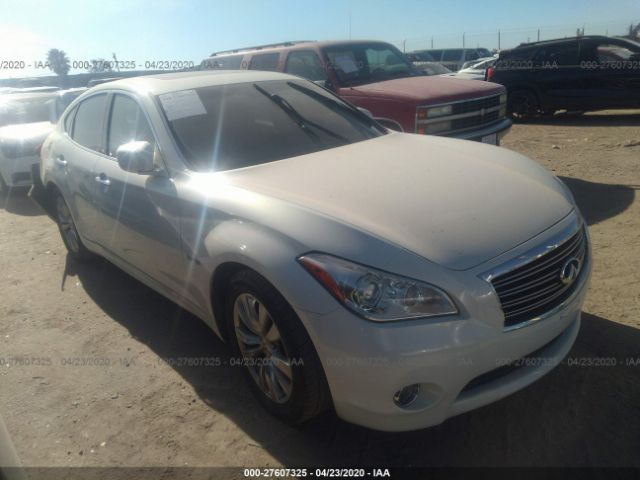 2013 Infiniti M35h 3.5. Lot 111027607325 Vin JN1EY1AP8DM650146