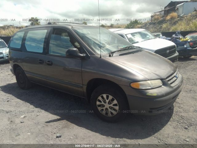 Global Auto Auctions: 1997 Plymouth Voyager