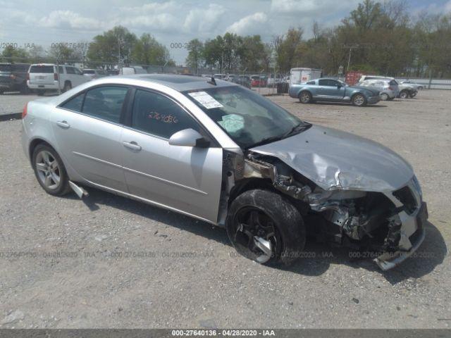 2010 Pontiac G6 2.4. Lot 111027640136 Vin 1G2ZA5E05A4140473