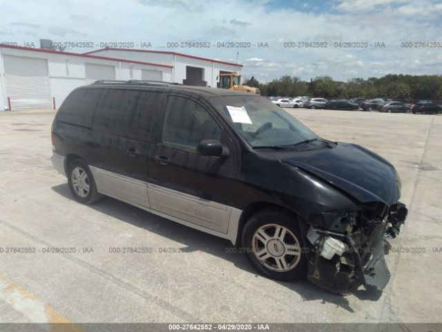 salvage car ford windstar 2002 black for sale in sanford fl online auction 2fmza53452ba69134 ridesafely