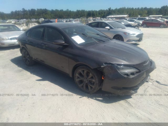 2015 Chrysler 200 3.6. Lot 111027716272 Vin 1C3CCCBG2FN506266