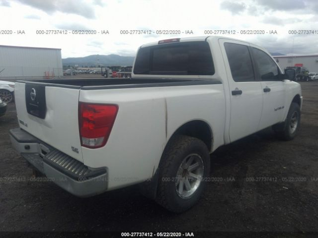 bill of sale only 2007 nissan titan 5 6l for sale in spokane valley wa 27737412 sca sca auctions