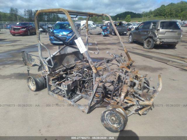 2012 Kawasaki Krf-750 . Lot 111027768273 Vin JKARFDN13CB504477