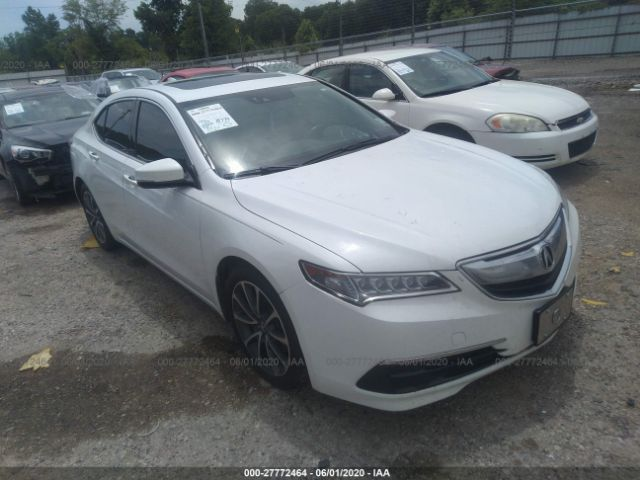 2016 ACURA TLX - Small image. Stock# 27772464