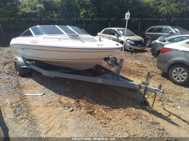 Global Auto Auctions: 1991 SEA RAY 170