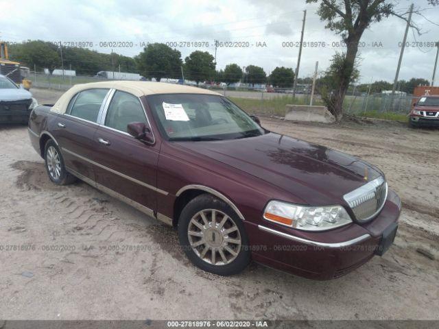 Non Repairable Title 2006 Lincoln Town Car 4 6l For Sale In Orlando Fl 27818976 Sca