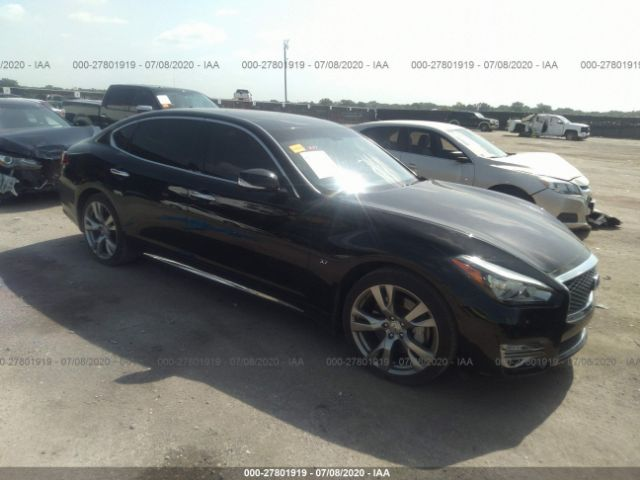 2016 Infiniti Q70l 3.7. Lot 111027801919 Vin JN1BY1PP8GM630834