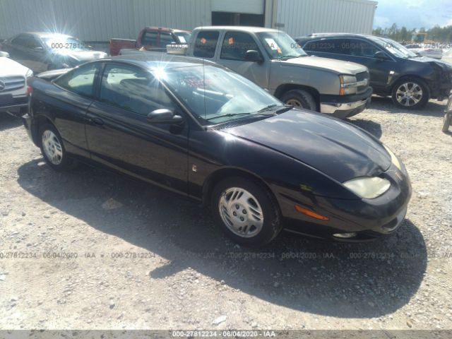 2001 SATURN SC 3DR - Small image. Stock# 27812234