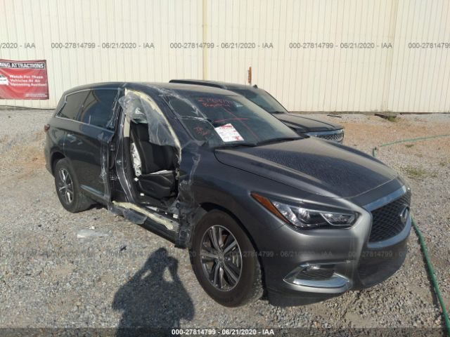 2019 Infiniti Qx60 3.5. Lot 111027814799 Vin 5N1DL0MM9KC551563