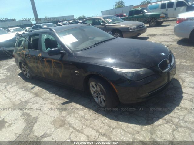 2009 BMW 5 SERIES - Small image. Stock# 27831990