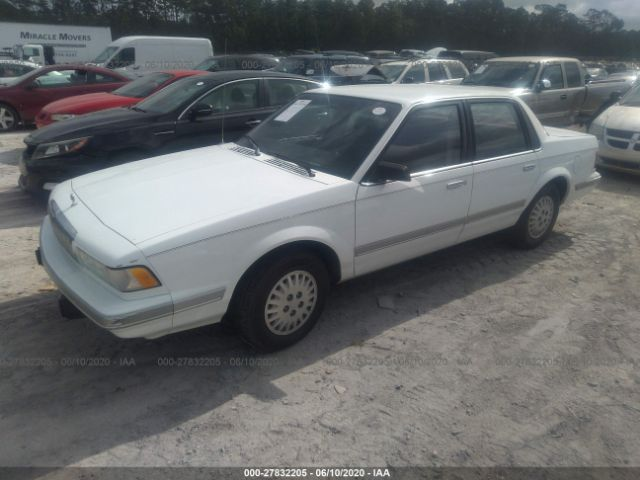 salvage car buick century 1994 white for sale in castle hayne nc online auction 1g4ag55m0r6413017 ridesafely