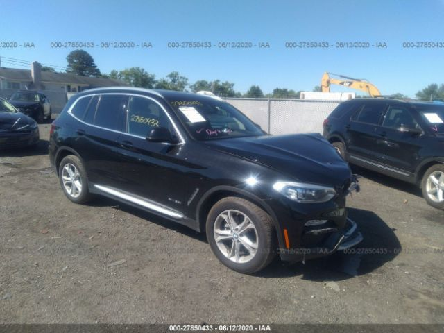2018 BMW X3 2.0. Lot 111027850433 Vin 5UXTR9C59JLC79187