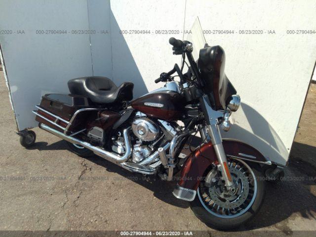 2011 Harley-davidson Flhtk . Lot 111027904944 Vin 1HD1KEM34BB607458