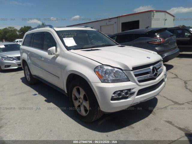 2011 Mercedes-benz GL 4.6. Lot 111027940706 Vin 4JGBF7BE6BA633765