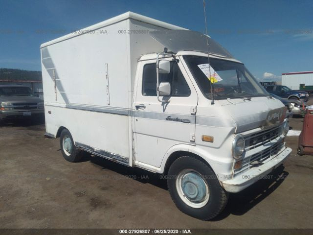 1974 FORD VAN - Small image. Stock# 27926807