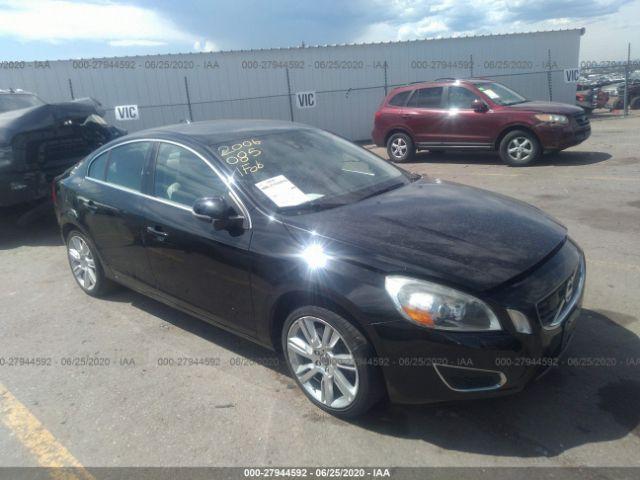 2011 Volvo S60 3.0. Lot 111027944592 Vin YV1902FH2B2006836