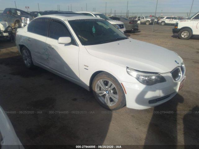 2010 BMW 5 series 3.0. Lot 111027944895 Vin WBANV1C54AC157029