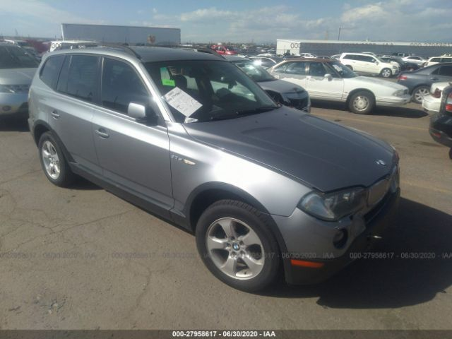 2007 BMW X3 - Small image. Stock# 27958617