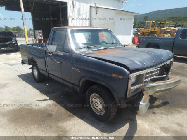 1980 FORD F150 - Small image. Stock# 27961324