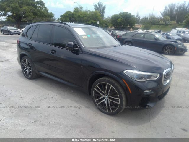 2019 BMW X5 - Small image. Stock# 27972880