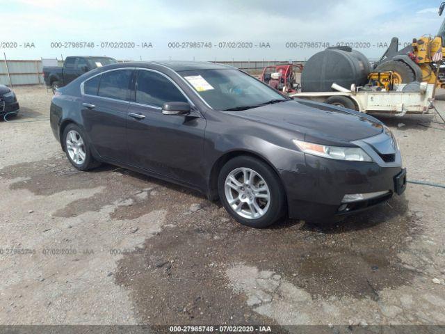2011 Acura Tl 3.5. Lot 111027985748 Vin 19UUA8F55BA003992