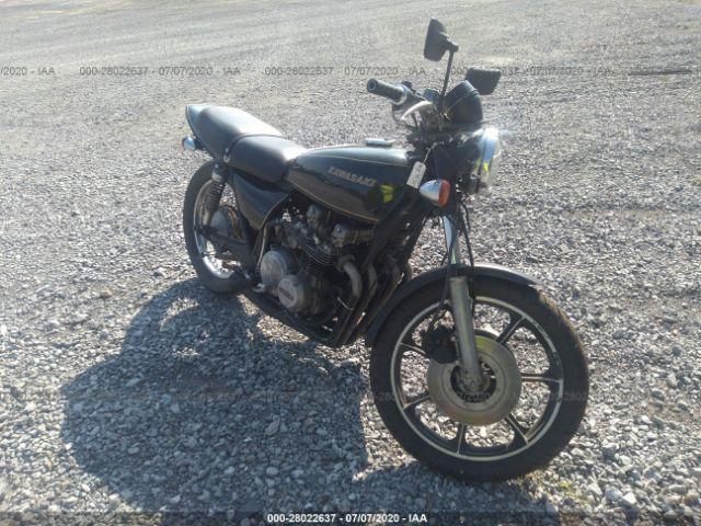 1977 KAWASAKI KZ650 - Small image. Stock# 28022637