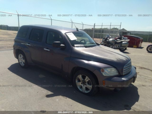 clean title 2006 chevrolet hhr 2 2l for sale in lennox sd 28003717 sca sca auctions