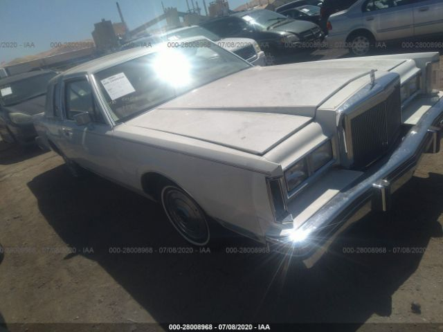 1980 FORD LINCOLN - Small image. Stock# 28008968