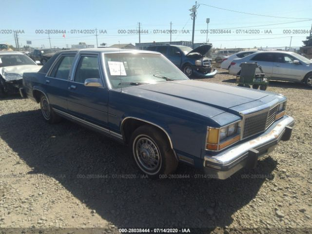 1980 FORD CROWN VICTORIA - Small image. Stock# 28038444