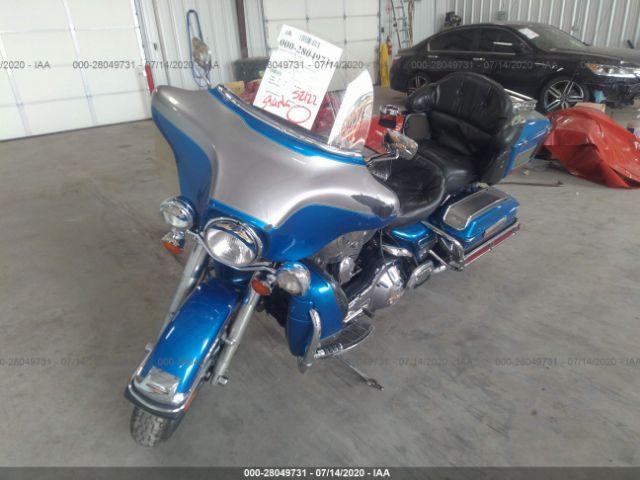 1997 Harley Davidson Flhtcui