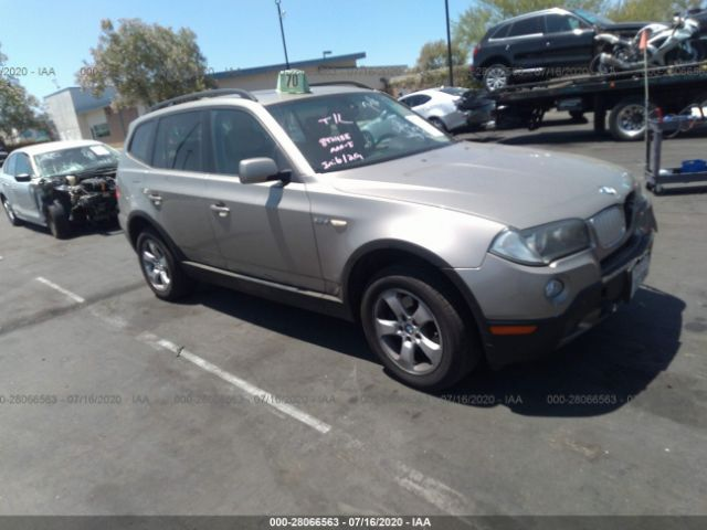 2007 BMW X3 - Small image. Stock# 28066563