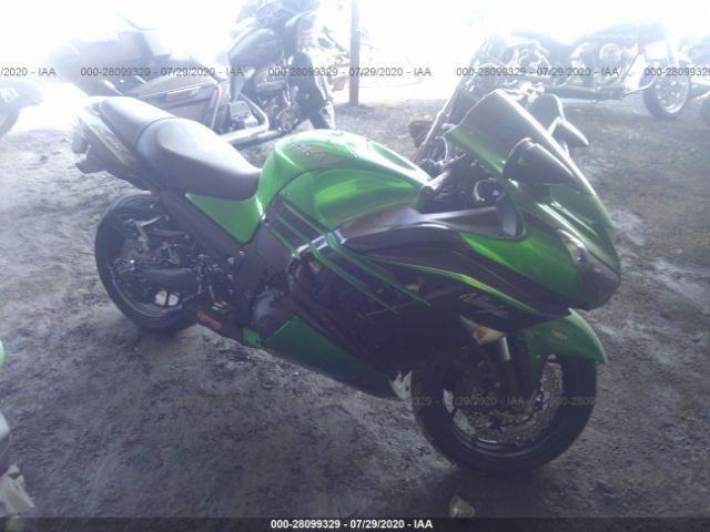 2015 Kawasaki Zx1400 . Lot 111028099329 Vin JKBZXNF12FA011235